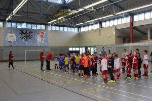 Pokalspiel  SV Vorwärts Hiddingsel  vs.  GW Lünten @ Sportplatz Am Wido